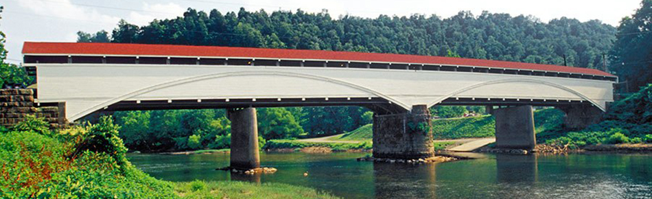 Philippi Covered Bridge